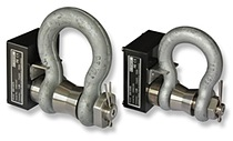 Crosby Shackle with Load Monitoring Telemetry