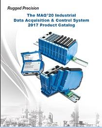 2017 MAQ20 Product Catalog