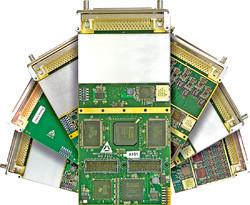 X3 PCIe XMC Modules