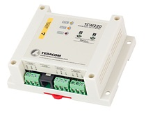 Teracom TCW220 Ethernet Data Logger for Remote Automation and Industrial Controls