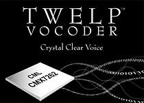 CML Microcircuits CMX7262 TWELP Vocoder