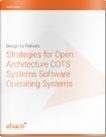 white paper strategies for open architecture cots operating systems