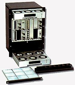 uTCA System CUBE