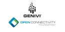 New open standards for vehicle connectivity to be co-developed by GENIVI Alliance, Open Connectivity Foundation