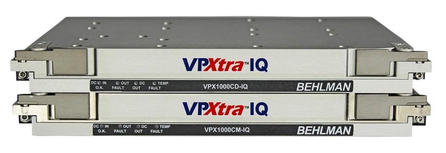 Behlman's new VPXtra(tm)IQ DC to DC power supplies: The