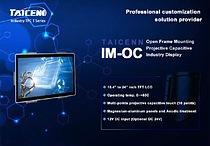 TAICENN Open frame industrial Monitor