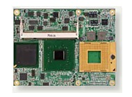 EmETXe-i9455's processing power, networking capability and graphics flexibility make it particularly attractive for sophisticated graphics computing platforms and multimedia applications.