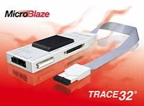 MicroBlaze Debug Support from Lauterbach