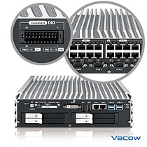 IVH-9000 : Rugged Vehicle Computing Sytsem