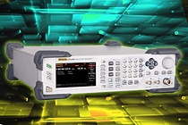 DSG3000 AWG Signal Generator from Saelig