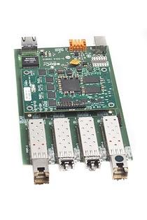 SoC-e SoM modules for HSR/PRP/GbE/PRP/MRP/TSN