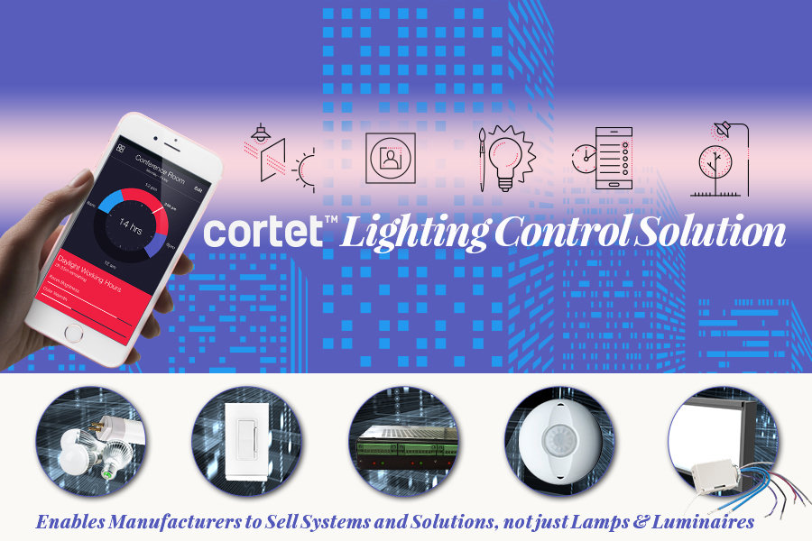 Cortet(tm) Lighting Control Solution Enables Manufacturers to Sell ...