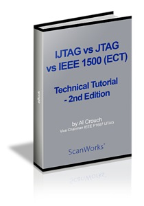 eBook points out advantages of IJTAG vs JTAG