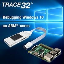 Windows 10 on ARM - Debugger