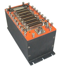 Acra KAM-500 compact, low-power, modular Digital Acquisition Unit (DAU)