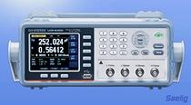 GW Instek\'s LCR-6000 from Saelig