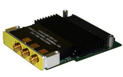 Dual 2.5 GSps 14-Bit DAC FMC