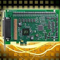 PCIe-IDIO-24 Isolated Digital I/O Card