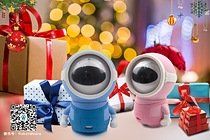 """The new Hubble HUGO Robot – with colorful """"clothes"""" - is now available"""