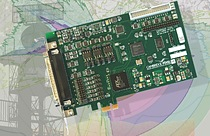 The HPx-400e Dual-stream PCI Express Radar Input Card can be used for dual sampling of one radar at different sampling rates, for dual redundancy, or for dual-stream capture of two separate radars.