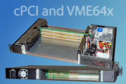 1U desktop or 19 rack mount powered and thermally