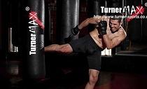 TurnerMAX Punch Bags