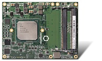 The conga-B7XD Server-on-Module brings server-grade functionality and performance to COM Express based computing designs