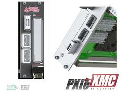 PXIe-XMC Adapter