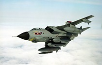 Panavia Tornado GR4 combat jet. (Copyright© 2005 BAE Systems. All rights reserved)