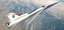 NASA tests Lockheed's quieter supersonic X-plane design