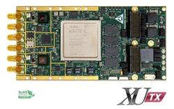 XU-TX for RADAR-Wireless MIMO Transmitter
