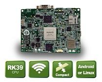 HYPER-RK39 - PICO-ITX Embedded Board with Rockchip 3399 SoC