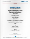 white paper high-speed real-time recording systems first edition