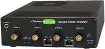 Cleverscope CS448 Isolated High Voltage 4-Ch 200MHz Oscilloscope from Saelig