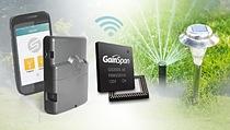 GainSpan low-power Wi-Fi chip powers Solem wireless garden automation systems