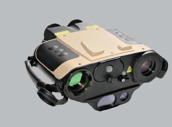 Laser rangfinder