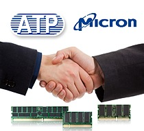 ATP Announces Agreement with Micron for Legacy (SDR/DDR) DRAM Module Support