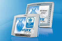 noax offers Extended Temperature Range option