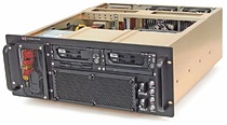 MQS-20A Rugged Military Grade Rackmount Computer with Quad Opteron Tyan Thunder