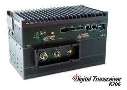 Digital Transceiver K706 for Surveillance-Arbitrary Waveform