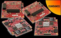 Sundance's SMT6657 - the highest performance PC/104 embedded processing module ever