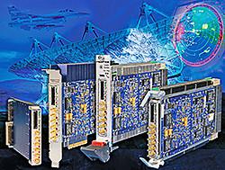 3U OpenVPX Cobalt Software Radio Boards