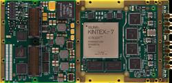 XF07-516 Quad 250MSPS 16b XMC