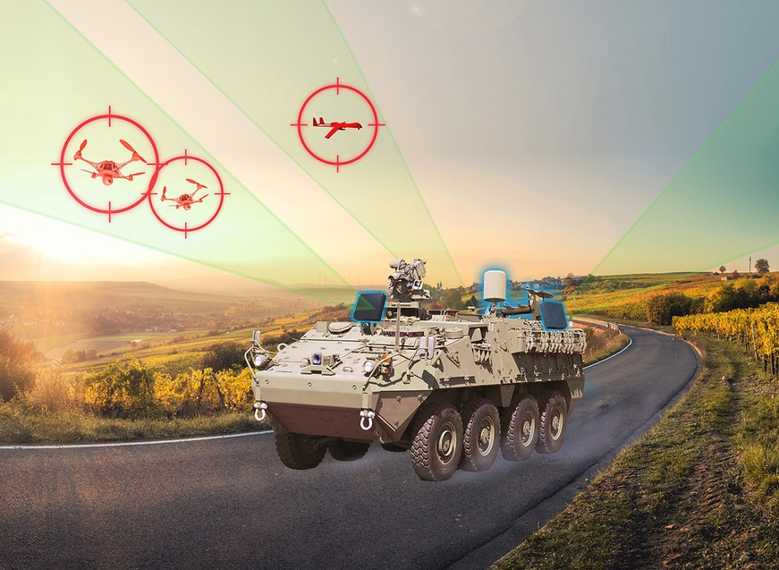 Layered counter-drone approaches are essential for deployed