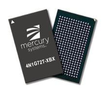 Mercury Systems Defense DDR4 High Density Secure Memory Device