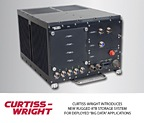 Curtiss-Wright Introduces New Rugged 8TB Storage System for Deployed \