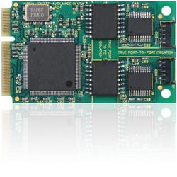 mPCIe-ICM Series