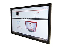 TAA Compliant Projected Capacitive Touch Screen Solution