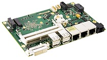 "ADLE3800HDC – Intel E3800-Series (Industrial IoT-Ready) 3.5"" SBC"