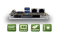 HYPER-AL – Compact Embedded Board with Apollo Lake SoC